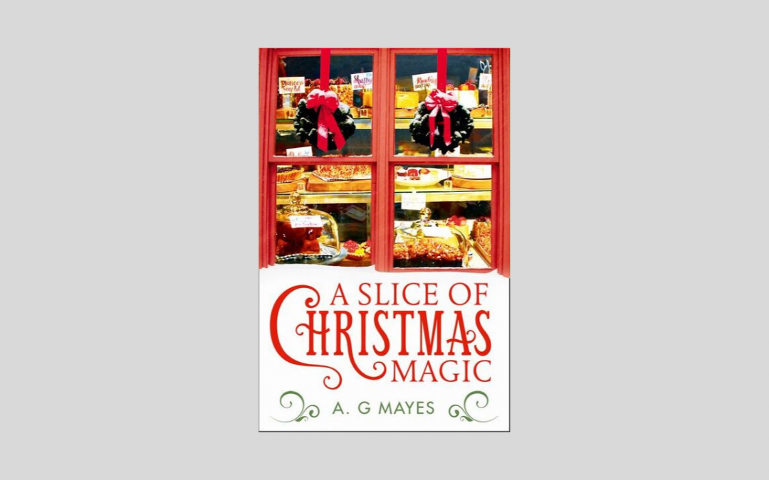 A Slice of Christmas Magic Cover Reveal!